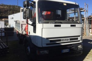 Iveco Eurocargo Frontale